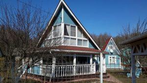 брусовой дом